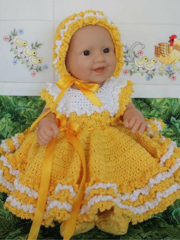 Hanne-hekleoppskrift-kjolesett