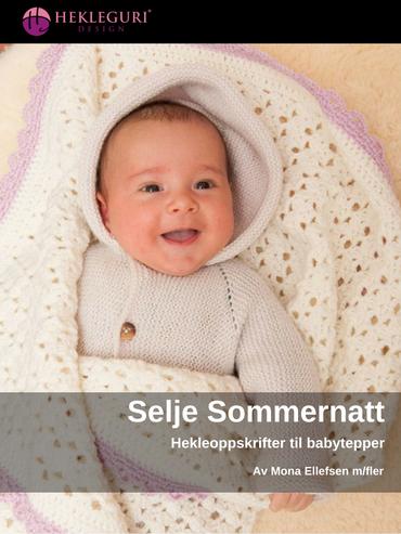 Selje-sommernatt-hekleoppskrift-babytepper