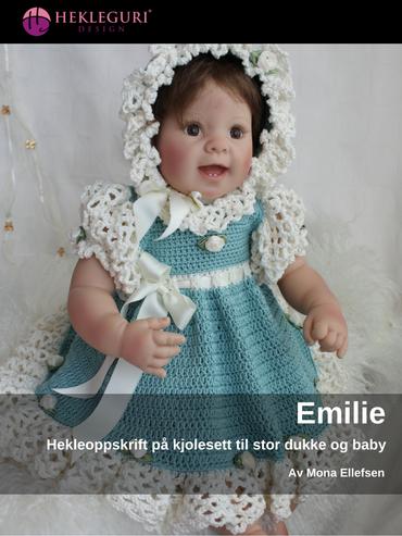 emilie-babykjole-hekleoppskrift