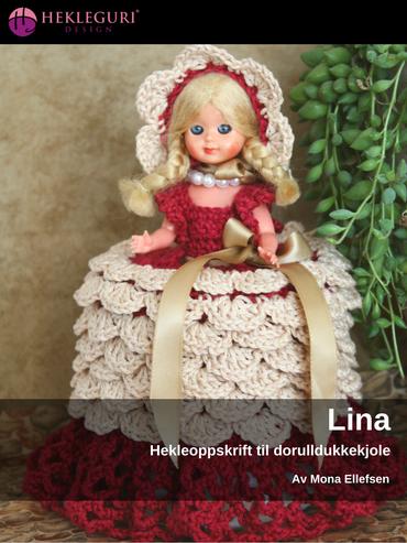 Lina-dorulldukke-hekleoppskrift