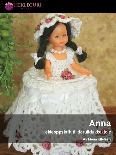 Anna-dorulldukke-hekleoppskrift