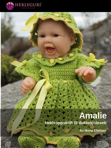 Amalie hekleoppskrift