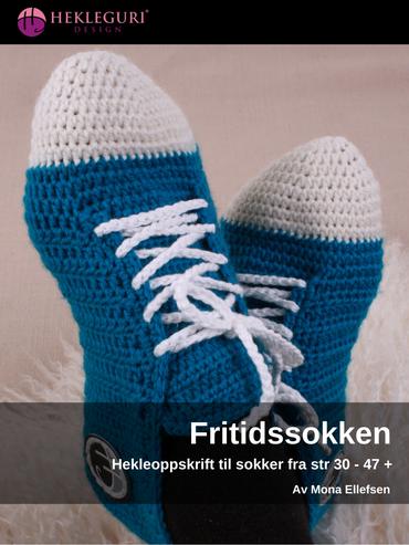 hekleoppskrift-sokk