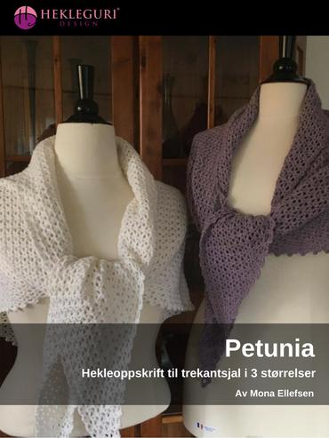 Petunia-hekleoppskrift