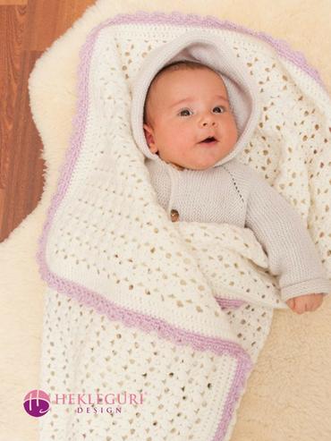 hekleoppskrift-babyteppe-hekling